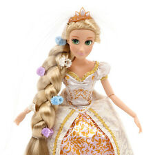 Disney Store Princess Tangled Rapunzel Wedding Edition muñeca nupcial