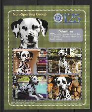 DOMINICA SGMS3688 2010 AMERICAN KENNEL CLUB   MNH