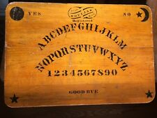 Authentic 1st Generation Antique Ouija Board -  Pre-Fuld  (patent -1891)