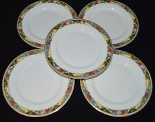 TK Thuny Czechoslovakia Lot Of (5) Desert Plates