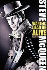 WANTED DEAD OR ALIVE(1959)(SEASON 1)4-DISC SET(STUDIO CANAL/NEW LINE CINEMA)