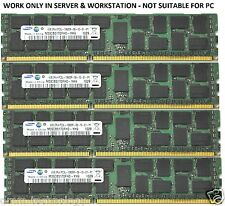32GB(8x4GB)DDR3-PC3L-10600R 1333 ECC Registered  Server Memory(RAM) 240 Pin-CL9