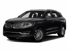 Lincoln: MKX Select