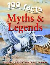 100 Facts on Myths and Legends by Fiona MacDonald (Paperback, 2009)