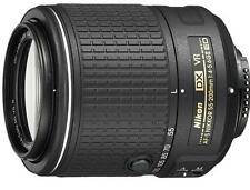 Nikon AF-S DX NIKKOR 55-200MM f/4-5.6G ED VR II Zoom Lens with AF for Nikon DSLR