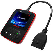 Renault Clio OBD2 Car Diagnostic Code Reader LAUNCH CREADER VI Fault Scanner OBD