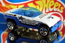 2000 Hot Wheels Police Cruisers Jeepster