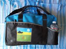 Multi-purpose Duffel Bag with Image, Peace and Love, on it (Limited Edition)