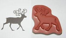 Stampin up Stempel Rentier NEU Weihnachten Elch Hirsch