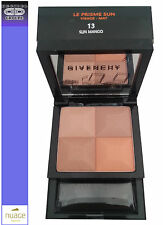 GIVENCHY LE PRISME SUN VISAGE-MAT - Soft Compact Face Powder - Natural Result