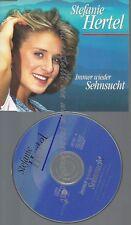 CD--STEFANIE HERTEL--IMMER WIEDER SEHNSUCHT