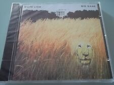 WHITE LION - BIG GAME -  CD NUOVO SIGILLATO (SEALED)