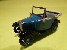 DG MODELS   DAVE GILBERT 1:43 AUSTIN SEVEN 4 SEETS   VERY RARE - GOOD CONDITION