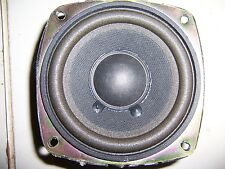 "one 4"" Altec Lansing A3748 replacement woofer speaker 4 ohms 20W"