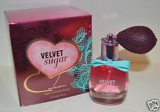 NIB BATH & BODY WORKS VELVET SUGAR EAU DE PARFUM EDP PERFUME SPRAY MIST 1.7 OZ