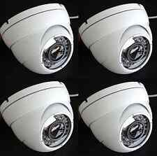 4x HD-CVI 1080p 2.4MP Motorized Zoom Auto Focus 2.8-12 VF Dome Camera Sony CMOS