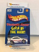 Honda Civic Si * White * Fantastic Sams Promo * Hot Wheels * M14