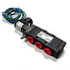 Omni 250-02-001-65 Solenoid Valve 120VAC 60Hz UX 40-150psi