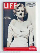 Marilyn Monroe FRIDGE MAGNET (2 x 3 inches) life magazine