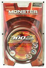 Monster Cable 300 PowerFlex 4 AWG High Performance Power Wire - 25 Ft - Red