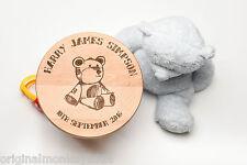 Sgabello Bambino, battesimo articolo da regalo, Baby Regalo, Nuovo Born Baby Regalo