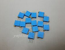 15Pcs15Kinds 3296trimmer trim pot resistor potentiometer(100R~500kΩ) Assort Kits