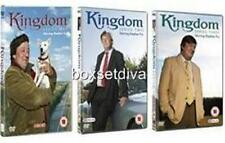 KINGDOM - COMPLETE SERIES 1 2 & 3 COLLECTION - **BRAND NEW DVD**