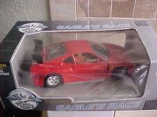 Eagle 1:18 scale Red Ferrari GTO Evoluzione