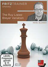 ChessBase: Eljanov - The Ruy Lopez Breyer Variation / Spanisch - Schach NEU OVP