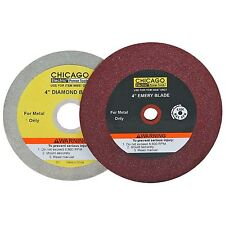 Wheels For 1 Circular Saw Blade Sharpener - DIAMOND and EMORY free shipping