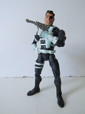 """Marvel Legends Series 5 Agent of Shield Nick Fury 6"""" Action Figure with one Gun"""