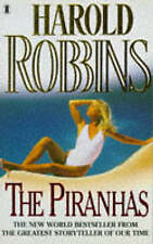 The Piranhas by Harold Robbins (Paperback, 1992)