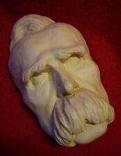 Masque mortuaire/plâtre/Friedrich Nietzsche/Deathmask/masque mortuaire