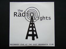 THE RADIO LIGHTS 2008 CARD SLEEVE CD
