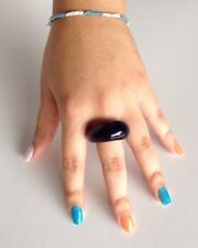 Antica Murrina Wings--Handmade Murano Glass Ring