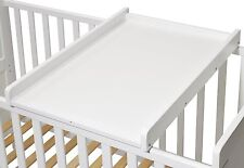 Wrap board Changing table Changing unit for Beds 140x70 and 120x60 cm, white