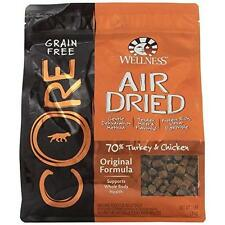 Wellness CORE Air Dried Grain Free Original Turkey & Chicken Natural Dry Dog New