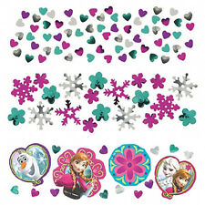 Disney Movie FROZEN Party Confetti Decorations Anna Elsa Birthday Party Supplies