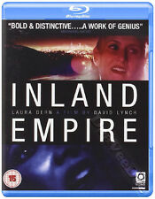 Inland Empire NEW Cult Blu-Ray Disc David Lynch Laura Dern J. Irons J. Theroux