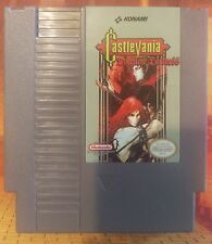 Castlevania Overflow Darkness NES Cart w/ Dust Sleeve *NEW* Survivor Horror