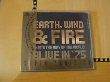 Earth, Wind & Fire - Alive in '75 - Super Audio CD SACD Multichannel
