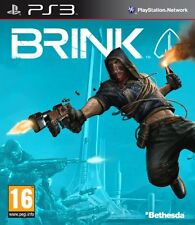 Brink PS3 Game [PREOWNED]
