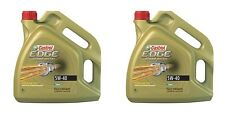 Castrol Edge 5w40 Fully Synthetic Engine Oil 2x4L=8L - VW, GM, BMW Longlife
