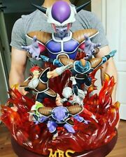 MRC Dragonball Z Freeza & Ginyu Force estatua (huge!!!)