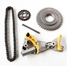 Oil Pump Chain Kit Audi A4 A6 Passat 2.0tdi Tensioner+crankshaft Sprocket.