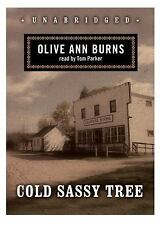 Cold Sassy Tree by Olive Ann Burns (2008, CD, Unabridged) 12.5 Hours-11 CDs