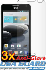 3x Anti-Glare Matte LCD Screen Protector Guard for LG Optimus F6 D500 D600 MS500