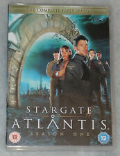Stargate Atlantis Saison 1 Eins Komplett DVD Box-Set - BRANDNEU R2 UK