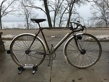 Vintage Rudge Aero Clubman Bicycle Raleigh English Three Speed