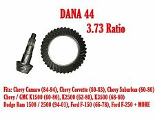 RING & PINION GEAR SET DANA 44, 3.73 RATIO Chevrolet Dodge GMC F-150 D44-373